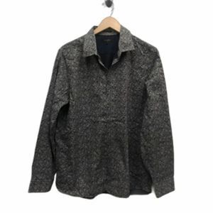 Ted Baker Men's Paisley Button Down Long Sleeve